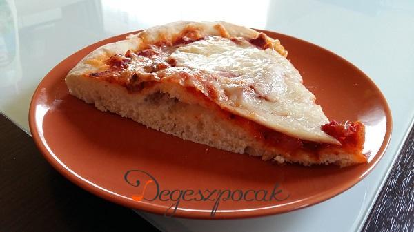 Pizza, az örök