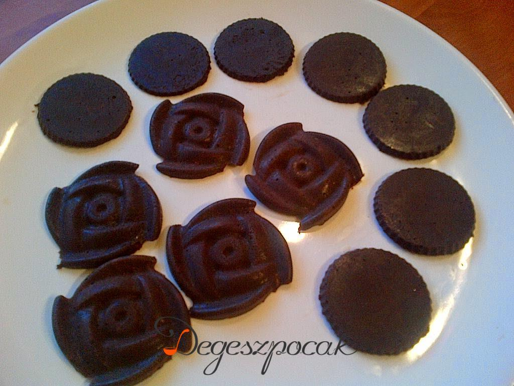 Csokiformák