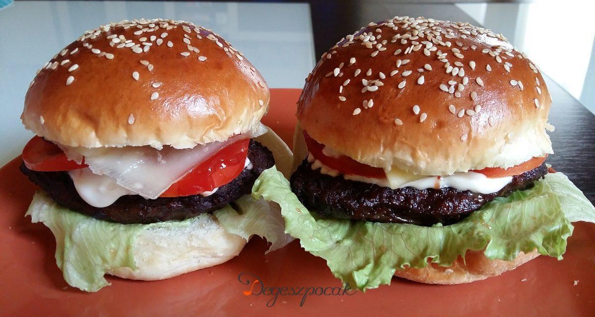 Hamburgerzsemle Jamie Olivertől