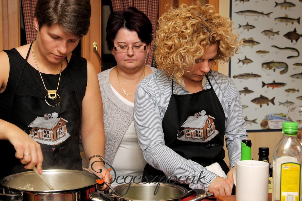 Gasztrofőzés az Essenciában – 2010.11.30