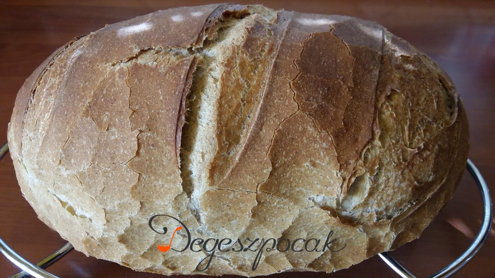 Kísérleti jelleggel: hibrid kenyér