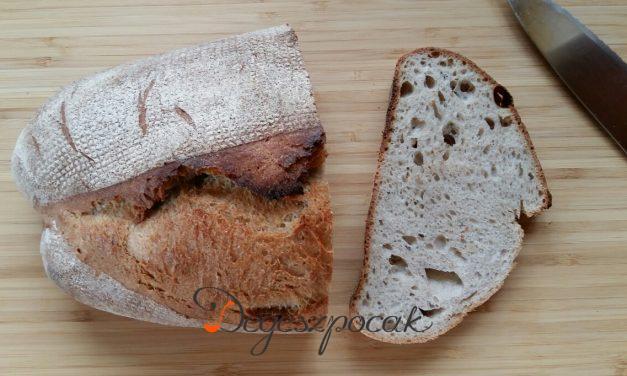 A legtutibb teljes kiőrlésű rozskovászos kenyér receptje