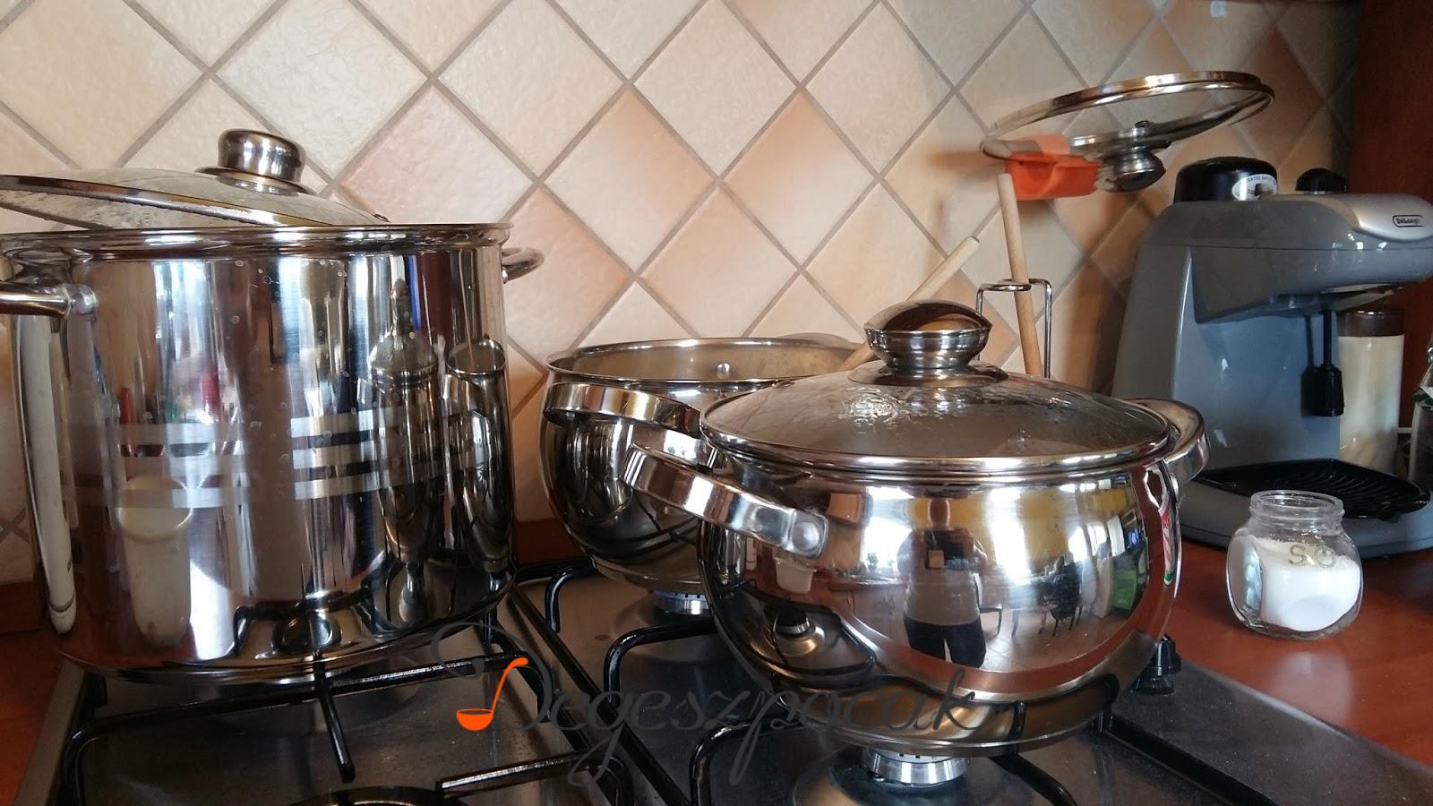 A szimultán főzés szépségei