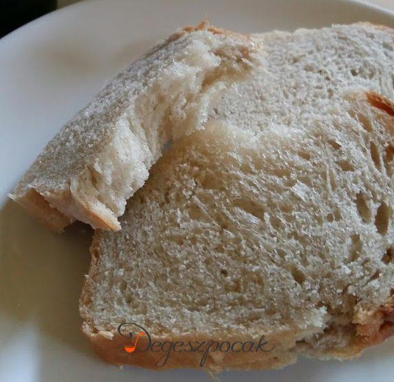 Fahéjas almás kalács tejmentesen és tojásmentesen