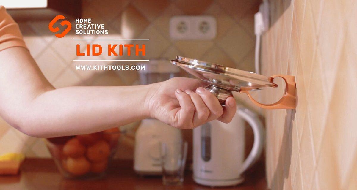 Fedőtartónk, a Lid Kith