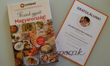 Cookpad könyvbemutató