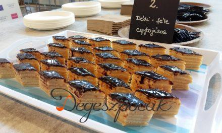 Dédi-féle egytojásos süti