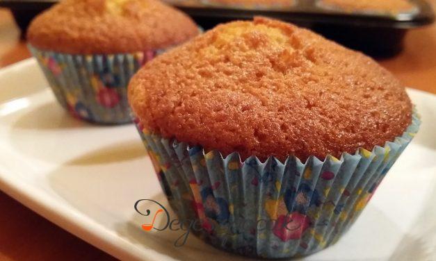 Karácsonyi muffin tejmentesen