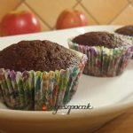 Almás muffin tejmentesen