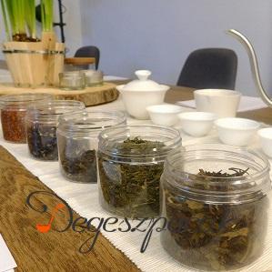 Kalandozás a teák világában